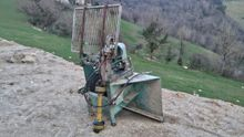 Forestry winch : Treuil 8t3 CLA