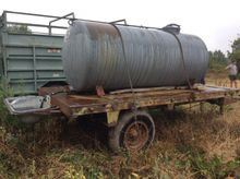 1995 Ronot 3000 Water tank