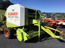 2003 Claas Rollant 250 RC Round