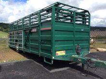 2013 Bruneau HVX 6900 Livestock
