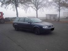 2002 Audi A6 Avant 2,5TDI 163PS