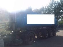 2003 Schmitz Cargobull Stahlmul