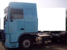 Used 2006 DAF tracto