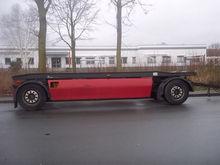 2006 Gergen Abroller trailers