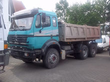 1996 Mercedes-Benz 2644 Tipper