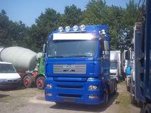 2006 MAN TGA18.430 tractor unit
