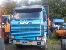 Used 1995 Scania 144