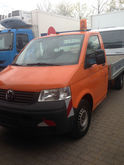 2007 Volkswagen T5 Long flatbed