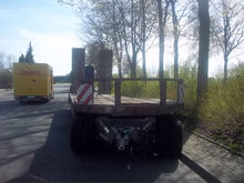 1999 Langendorf ATU4-40 loader