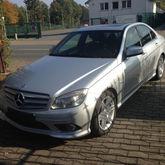 Mercedes-Benz C 320 CDI DPF 7G-