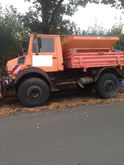 1994 Unimog 437/31 with winter