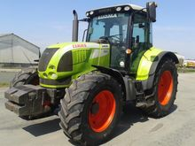 2009 Claas ARION 620 CIS Farm T