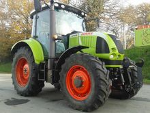 Used 2008 Claas ARIO