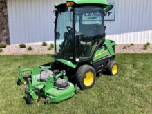 Used John Deere 1575 Lawn Mower For Sale Machinio