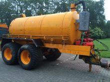 1983 Veenhuis Vacuum tank Liqui