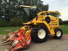 2001 New Holland FX 38 Self-Pro