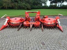 2002 Kemper 4500 Silage harvest