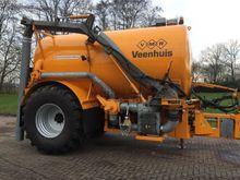 2006 Veenhuis 13m3 Liquid manur