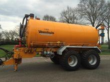 1996 Veenhuis vacuumtank Liquid