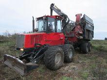 2009 Erjo 993 RCA + Valmet 890.