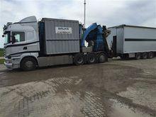 2014 Bruks 805 PTC - Scania 730