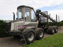 2011 Logset 5F udkørselsmaskine