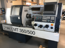 Used 2001 Spinner MT