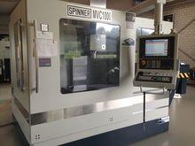 2014 Spinner MVC 1000-A-V3