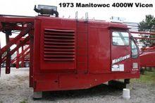 Used 1973 Manitowoc