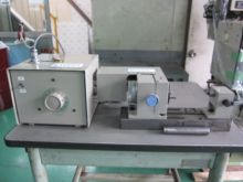 Small cylindrical grinding mach