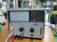 Yokogawa High Resistance Meter