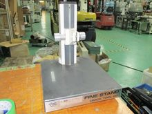 Fine tool measuring stand
