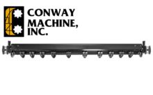 Conway Gripper Bar for Bobst Ma