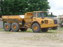 2005 VOLVO A25D