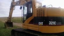 2007 CATERPILLAR 321C LCR