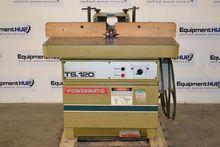 Powermatic Houdaille TS-120