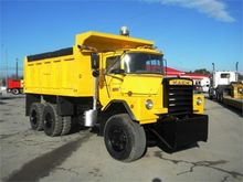 Used 1981 MACK DM60