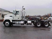 2008 MACK PINNACLE CHU613 754H
