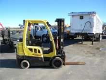 2011 HYSTER S60FT 446I