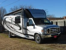 2012 Forest River Lexington GTS