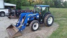 2008 New Holland TN75DA Tractor