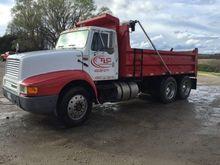 1993 International 8300 Dump Tr
