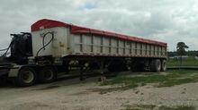 1988 Mate End-Dump Trailer