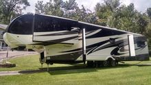 2013 Forest River Cardinal 3800