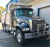 2011 Mack Granite GU713 Dump Tr