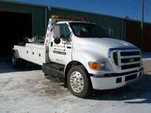 2006 Ford F-650LX Super Duty