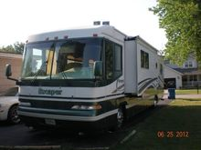 1999 Damon Motor Coach Escaper