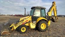 2007 New Holland B95