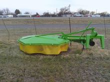 2013 Agromaster 6 FT Drum Mower