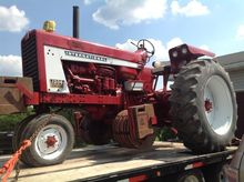 1990 Farmall 806 with 3LM Turbo